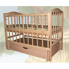 Кроватка детская SOFIA S-5