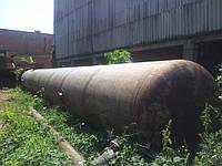 Ресивер высокого давления 45 кгс/см.кв. Емкость под давлением
