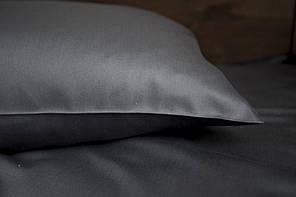 Постельное белье Сатин DARK GREY ТМ Царский дом (Семейный), фото 2