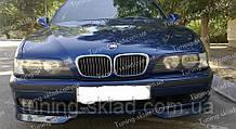 Вії БМВ Е39 (накладки на передні фари BMW E39)
