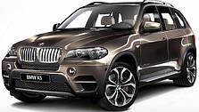 Кенгурятники на BMW X5 (E-70)