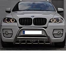Кенгурятник на BMW X6 (e 73) с 2007-- БМВ х 6 PRS