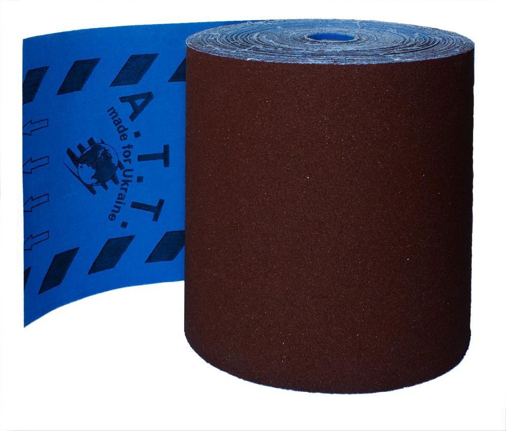 Бумага абразивная влагостойкая а.т.т. на тканевой основе (200 мм*50 м)