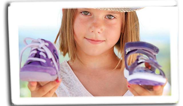 Стильная детская обувь на все сезоны в магазине Boots.od.ua