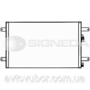 Радіатор кондиціонера Ford Galaxy 95-00 RC94251 10095267MO820413E