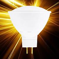 Светодиодная лампа ELECTRUM  MR16 3W GU5.3 P LR-12