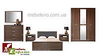 Гербор Палемо спальня 3Д вишня малага