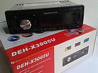 Автомагнитола MP3 X3005 c радиатором