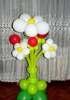 """Букет кувшин """"Клубнично-цветочный рай"""" 7 цветков"""