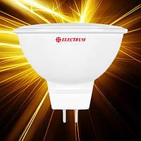 Светодиодная лампа ELECTRUM MR16 5W GU5.3 PA LR-5