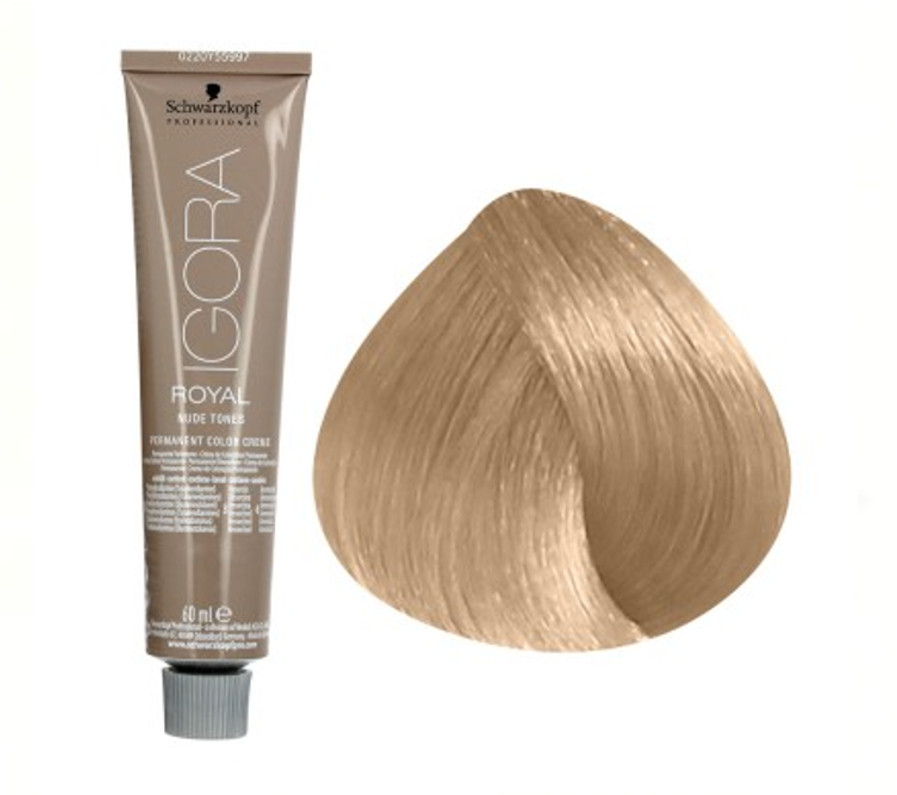 Перманентная крем-краска для волос Натуральные оттенки Schwarzkopf Igora Royal Nudes