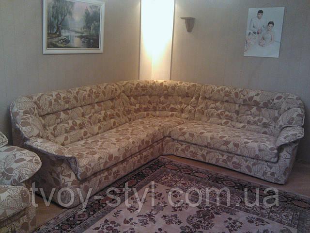 Перетяжка мягкой мебели в Днепропетровске 26