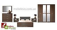 Гербор Палемо спальня 4Д вишня малага