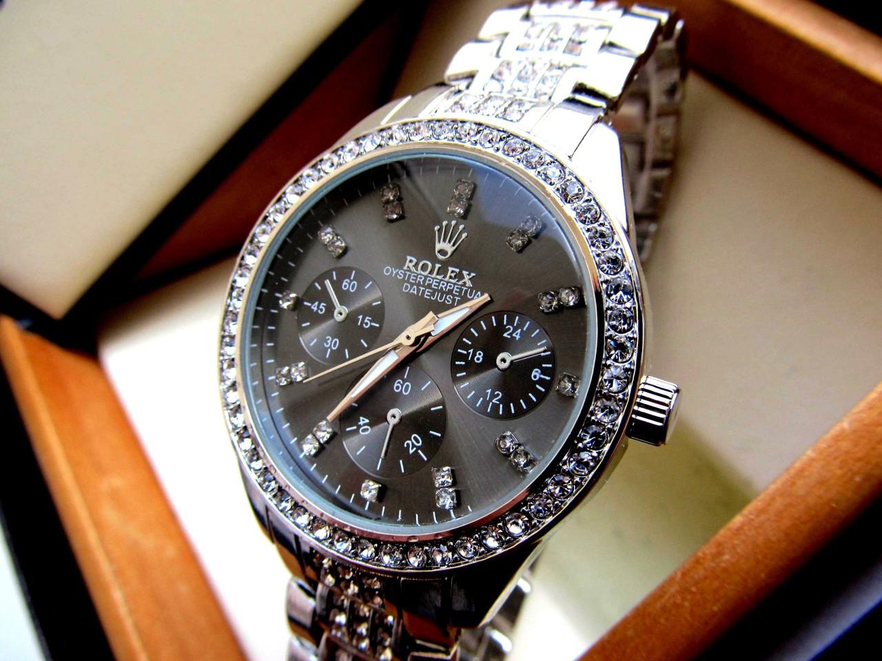 Кварцевые женские часы Rolex под Michael Kors. Отличное качество. Стильный  дизайн. Солидные часы dba886fa653