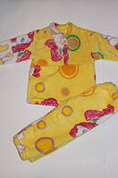 Пижамы махровые,байковые на девочку.