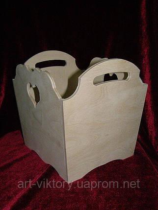 Короб большой (19,5 х 20,5 х 21,5 см), фото 2
