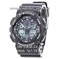 Часы Casio G-Shock Ga-100 Black-White