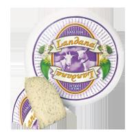 """«LANDANA» Goat DASLOOK козий сыр """"ЧЕРЕМША"""""""