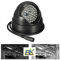 ИК-прожектор для видеокамер 48 LED с датчиком включения
