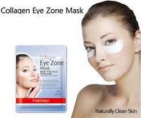 Коллагеновые патчи под глаза - Purederm Collagen Eye Zone Mask