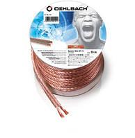 OEHLBACH Акустические кабели OEHLBACH 101 Speaker Cable 2x1,50mm clear spool, 10 м.
