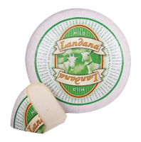 """«LANDANA» Goat MILD """"молодой козий сыр"""" (Медаль за лучшее качество)"""