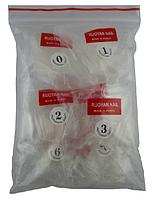 Типсы YRE 500шт. в пакете, фото 1