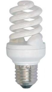 Лампа энергосберегающая КЛЛ 7 Вт Е27  4200 К