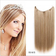 Накладне волосся на волосіні,трес, фото 1