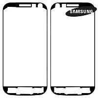 Стикер (двухсторонний скотч) тачскрина панели для Samsung Galaxy S4 mini i9190 / i9192 / i9195