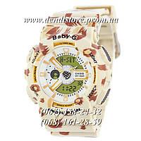 Часы Casio Baby G  BA-110 Cofee-Fl