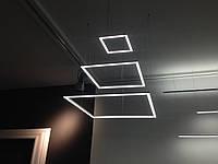 Подвесной светильник Пиро. LED светильник подвесной. Светодиодный подвесной светильник., фото 1