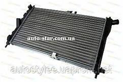 Основной радиатор (двигателя) на Daewoo Lanos (без кондиционера) , D70004TT