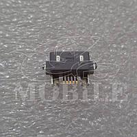 Коннектор Micro USB Sony ST18i/ST25i/C6602/C6603/LT25i/WT19i/MK16i (1242-6545) Orig
