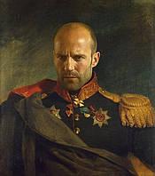 Мужской портрет в мундире