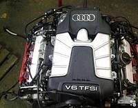 Двигатель Audi A4 Avant 3.0 TFSI quattro, 2012-2015 тип мотора CMUA, CRED
