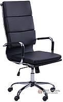 Кресло Слим-FX HB (мех. TL) (Подушка черная)