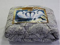 Одеяло стеганное двуспальное Голд, лебяжий пух 180х210