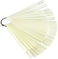 Дисплей-веер для образцов лака 50шт