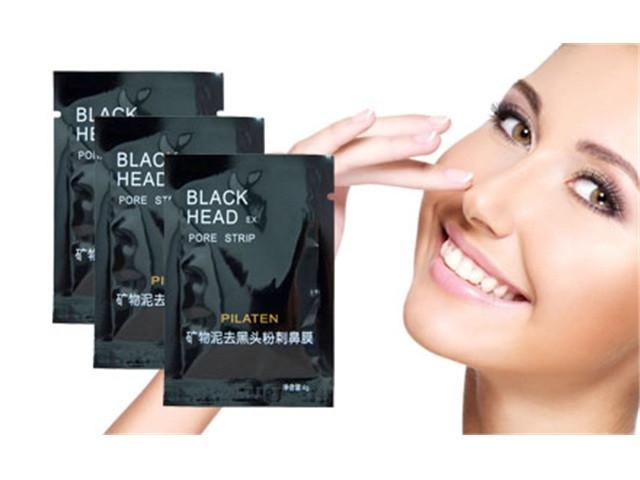 Маска-плівка від прищів і чорних крапок BLACK HEAD Pilaten, 6 г