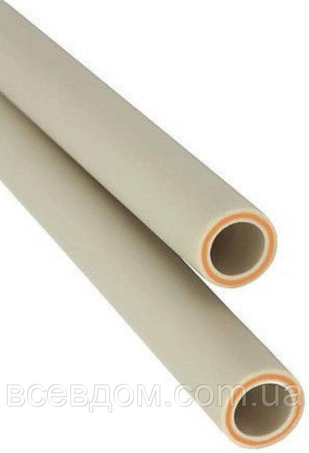 Полипропиленовая труба Kalde Fiber 40 PN20 (стекловолокно)