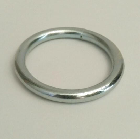 Кольцо оцинкованное Кольцо  6*40