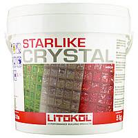 Затирка эпоксидная Litokol Starlike(литокол старлайк)С.350-2,5кг для стеклянной мозаики (ХАМЕЛЕОН)