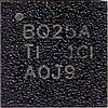 Микросхема Texas Instruments BQ24725A (BQ725A, BQ25A)
