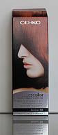 C:EHKO C:COLOR PERMANENT COLORATION LEVEL 3 Стойкая крем-краска для волос 84 золотистый янтарь