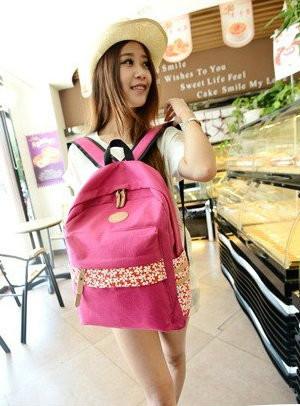 Молодежный рюкзак для девушек