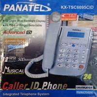 Телефон домашний Panatel КХ-TSC 6095 CID