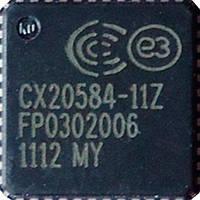 Микросхема Conexant CX20584-11Z
