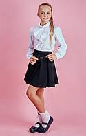 """Школьная юбка для девочек """"Бант"""""""
