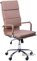 Кресло Слим-FX HB (мех. TL) (Подушка бежевая)